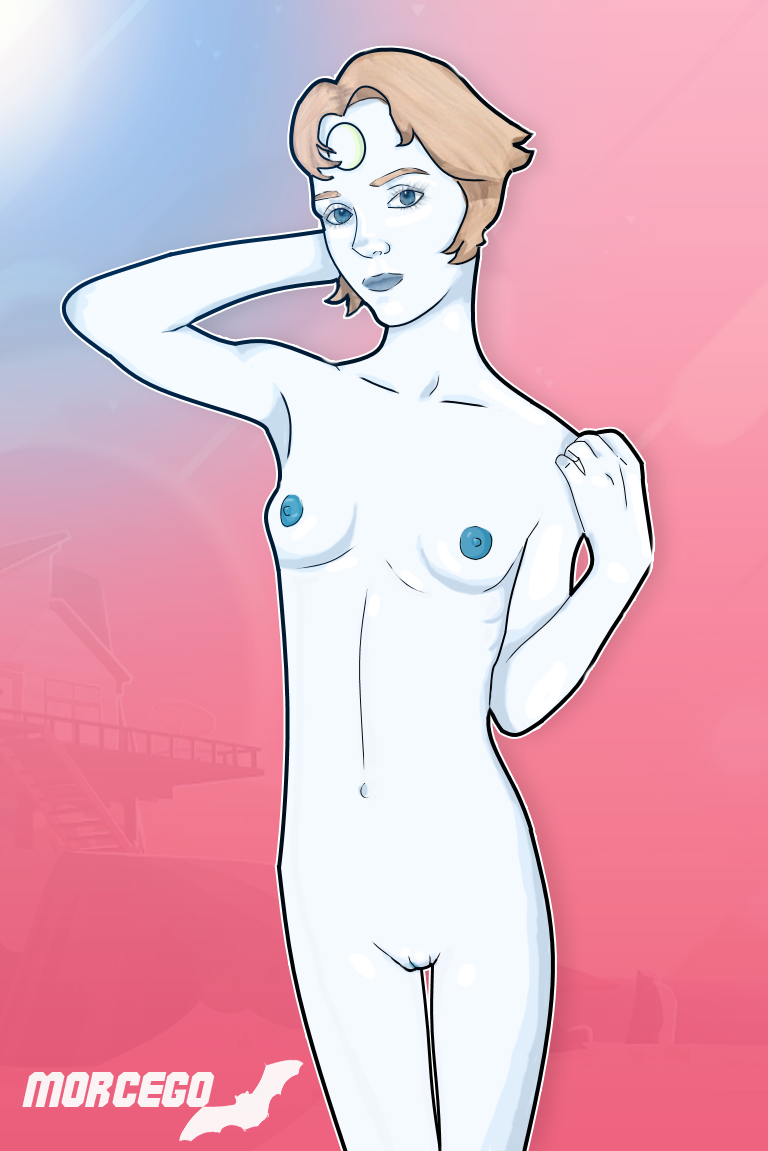 steven universe from pearl naked How old is fran ff12