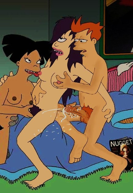 from futurama wong naked amy Miss cougar new looney tunes