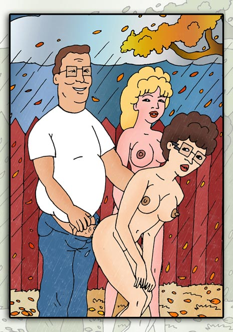 nude king the hill of Naked pictures of lois griffin