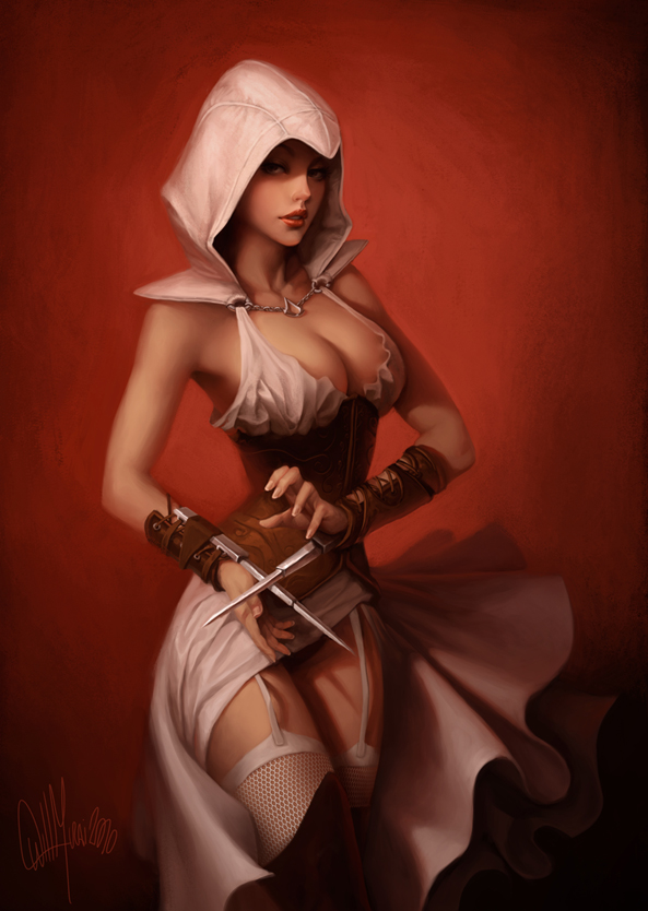 creed assassin's evie syndicate hentai Clash of clans xxx comic
