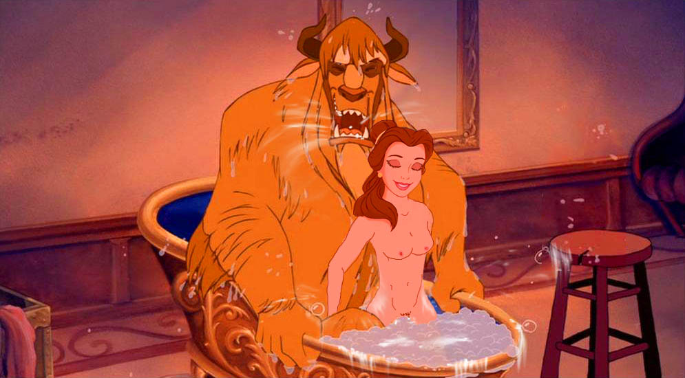 beast and the belle beauty nude The tale of kiki possible