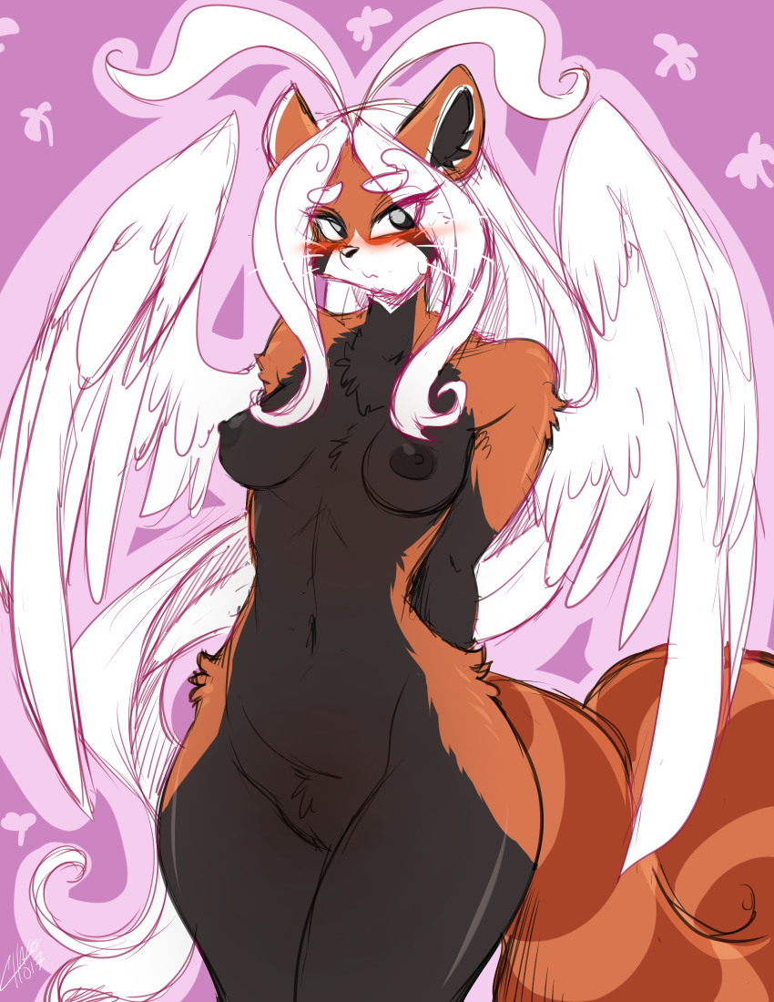 lindas are the breasts las best Rawr x3 pounces on you