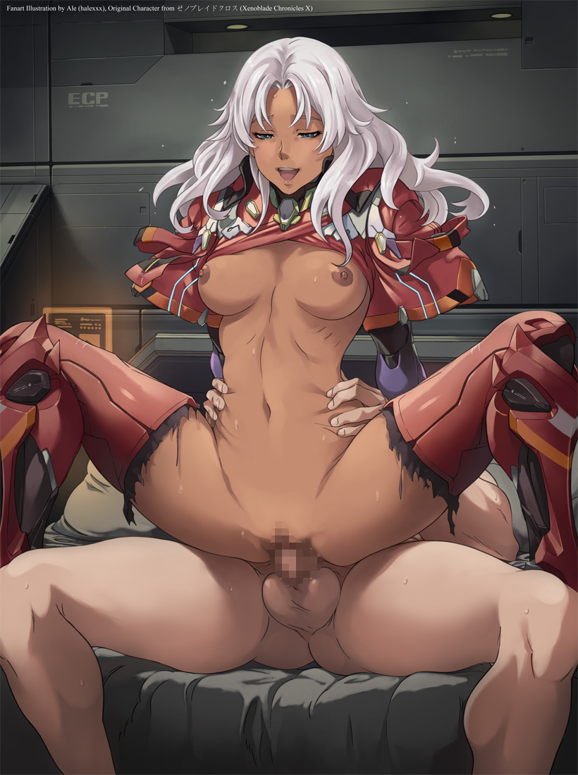 elma hentai x chronicles xenoblade 5 nights at freddy's chica
