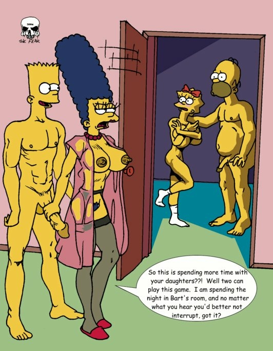 naked with bart marge simpson How to get raeve maeve 2019
