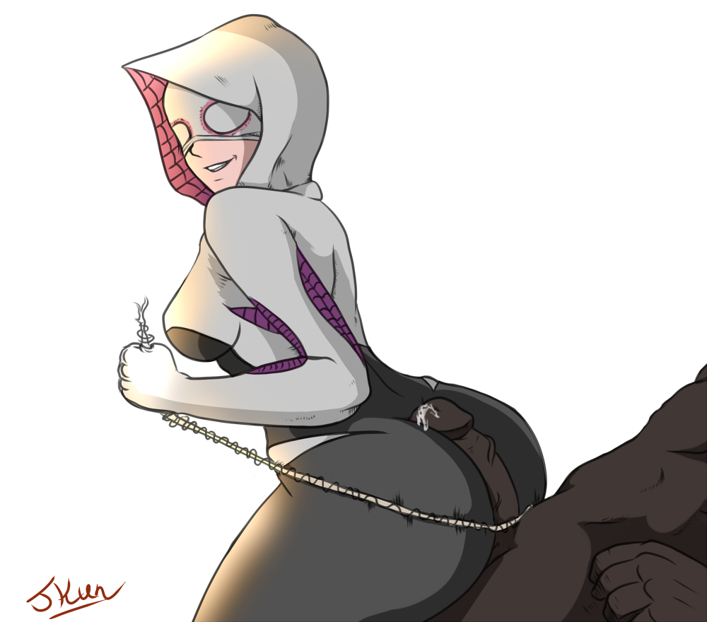morales stacy gwen miles x The grim adventures of billy and mandy jack