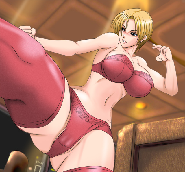 king of fighters What if adventure time was a 3d anime game nude