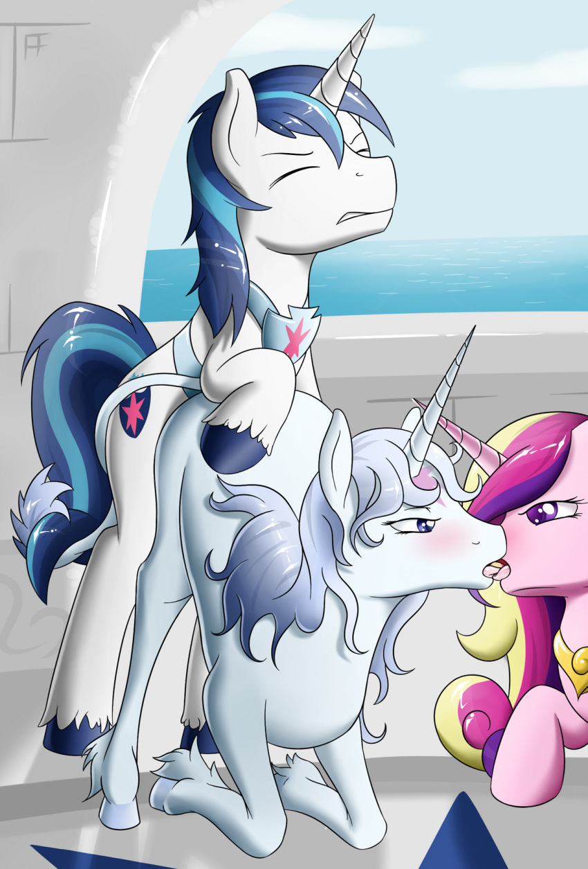 shining princess armor cadence Trials in tainted space species