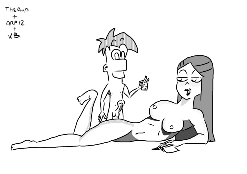 phineas and grechen ferb nude Breath of the wild doujinshi