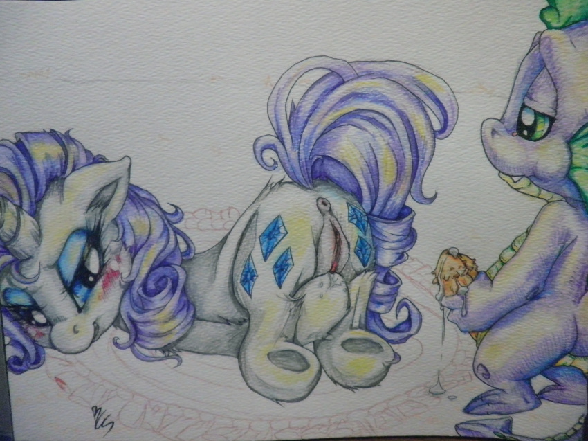 mlp rarity and fanfiction spike Jlullaby stay at home mom