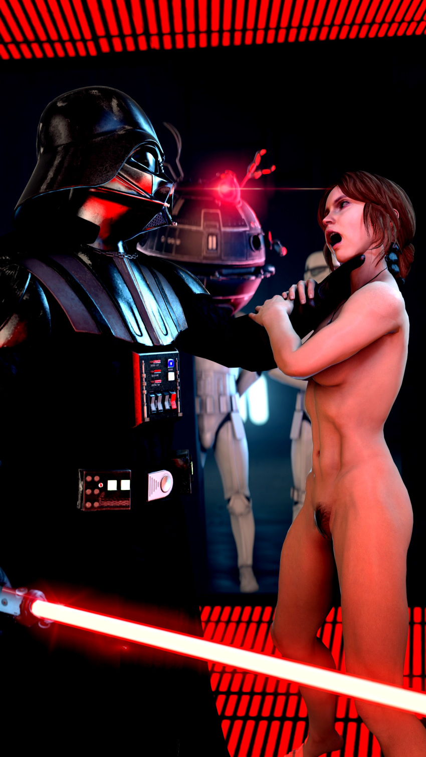 star rogue nude wars one Forced to swallow cum gif