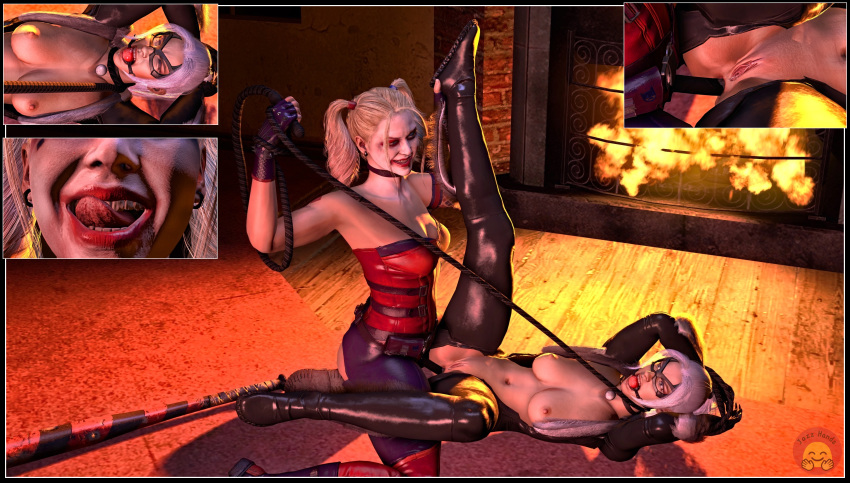 and porn quinn harley deadpool Five nights at freddy's 4 characters