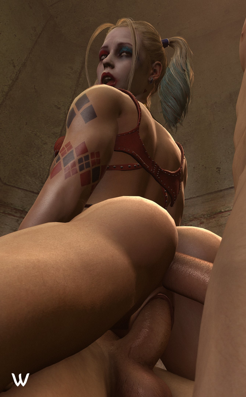 harley and quinn porn ivy comic poison Attack on titan mikasa