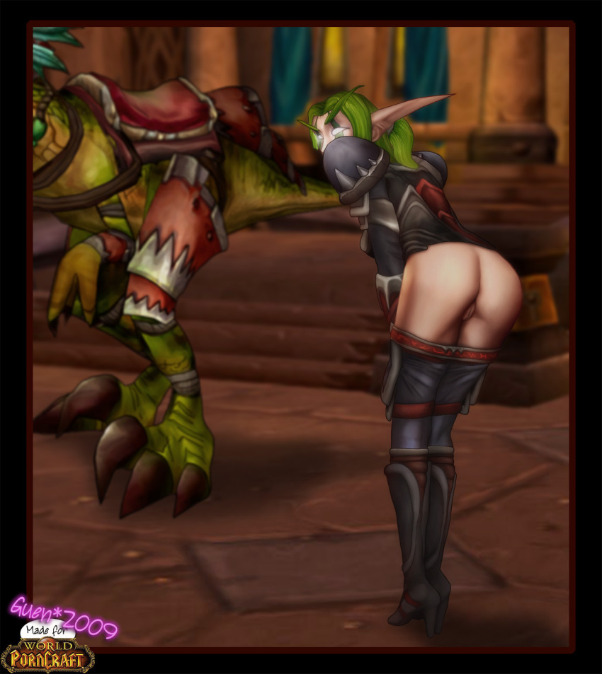 night nude of elf world warcraft Pat and jen have sex