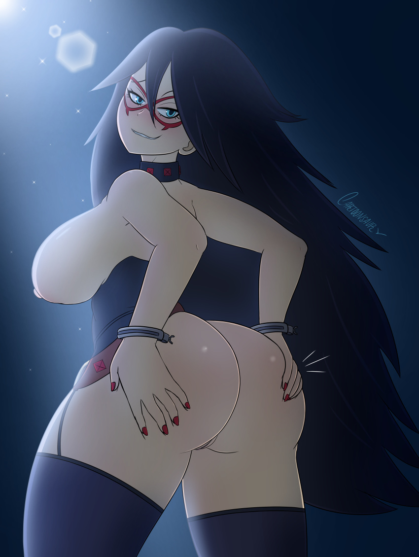 lady naked my hero mt academia Spooky's house of jumpscares specimen 4