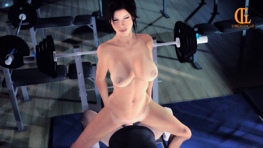 of the ana rise tomb raider Rouge the bat muscle growth